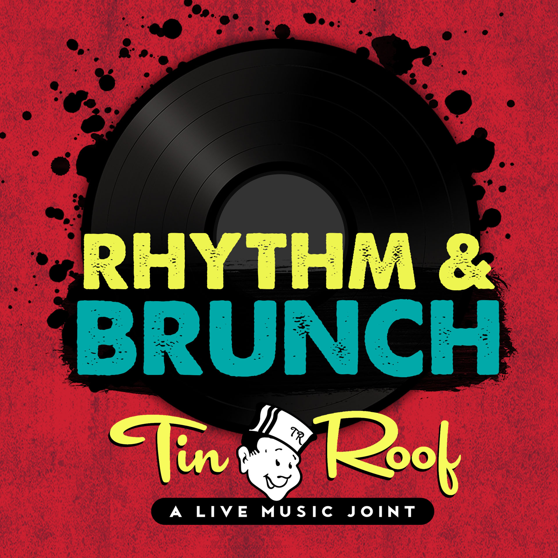 RHYTHM & BRUNCH Sundays