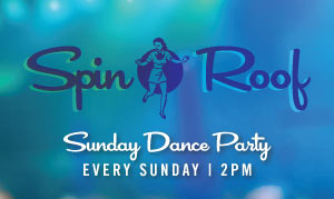Sunday Funday: Spin Roof w/ DJ AFLEX and Friends