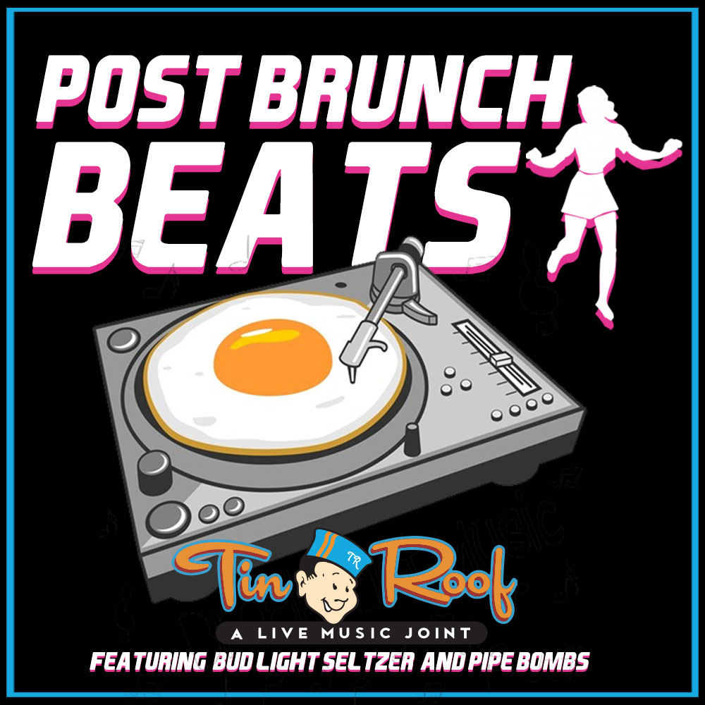 POST BRUNCH BEATS w/ DJ Deception